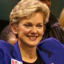 Author Jennifer Granholm