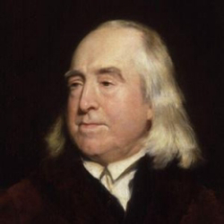 Author Jeremy Bentham