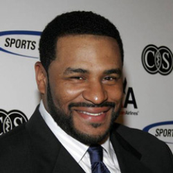 Author Jerome Bettis