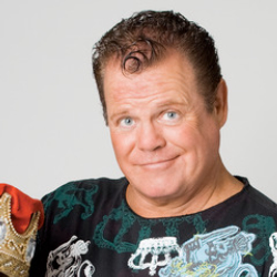 Author Jerry Lawler