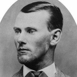 Author Jesse James