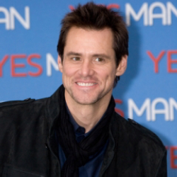 Author Jim Carrey