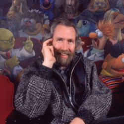Author Jim Henson