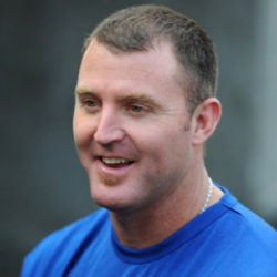 Author Jim Thome