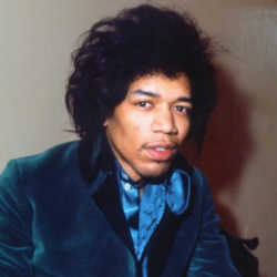 Author Jimi Hendrix