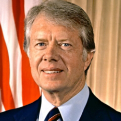 Author Jimmy Carter