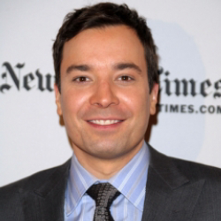 Author Jimmy Fallon