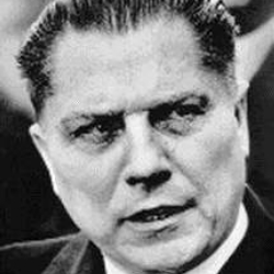 Author Jimmy Hoffa