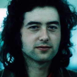 Author Jimmy Page