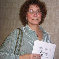 Author Joan D. Vinge