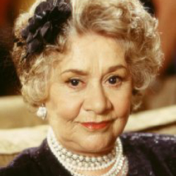 Author Joan Plowright