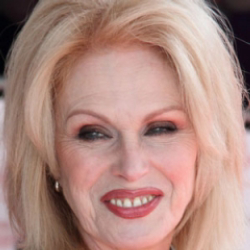 Author Joanna Lumley