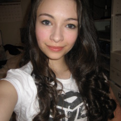 Author Jodelle Ferland