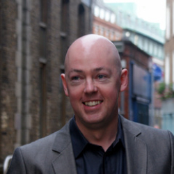 Author John Boyne