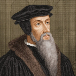 Author John Calvin