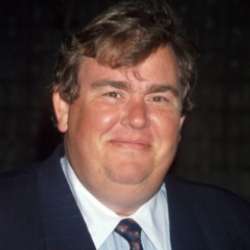 Author John Candy