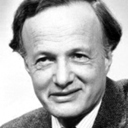 Author John Charles Polanyi