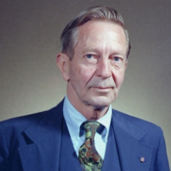 Author John Cheever