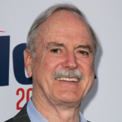 Author John Cleese