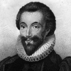 Author John Donne
