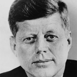 Author John F. Kennedy
