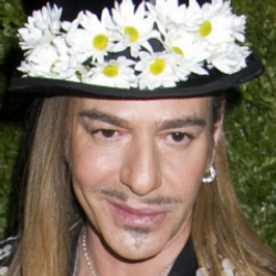 Author John Galliano
