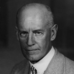 Author John Galsworthy