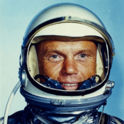 Author John Glenn