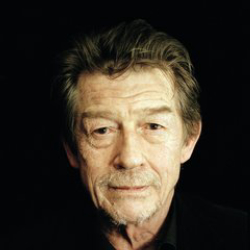 Author John Hurt