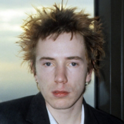 Author John Lydon