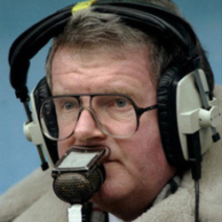 Author John Motson