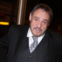 Author John Rhys-Davies