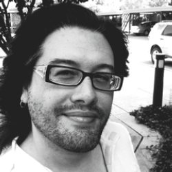 Author John Romero
