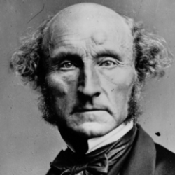 Author John Stuart Mill