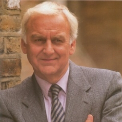 Author John Thaw