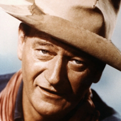Author John Wayne