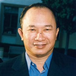 Author John Woo