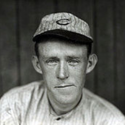 Author Johnny Evers