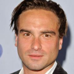 Author Johnny Galecki