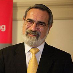 Author Jonathan Sacks
