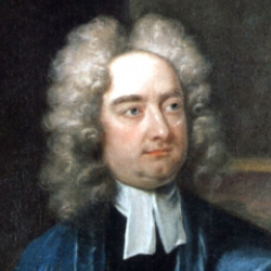 Author Jonathan Swift
