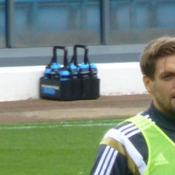 Author Jonathan Woodgate