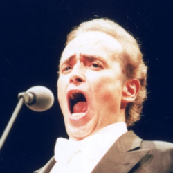 Author Jose Carreras