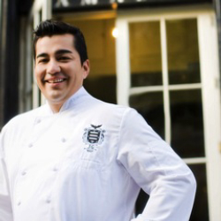 Author Jose Garces