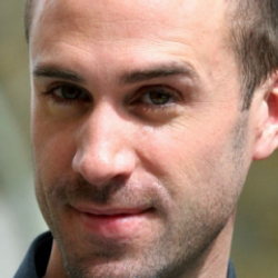 Author Joseph Fiennes