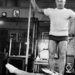 Author Joseph Pilates