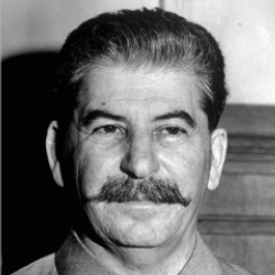 Author Joseph Stalin