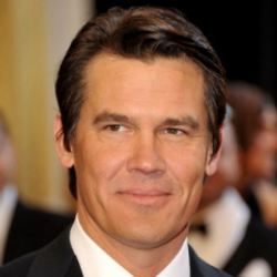 Author Josh Brolin