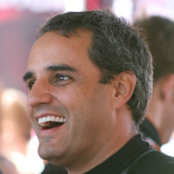 Author Juan Pablo Montoya