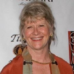 Author Judith Ivey